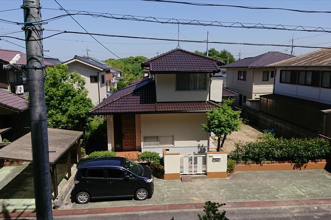住宅総合リフォームの岡山の株式会社にこ(にこぺいんと)の施工実績
