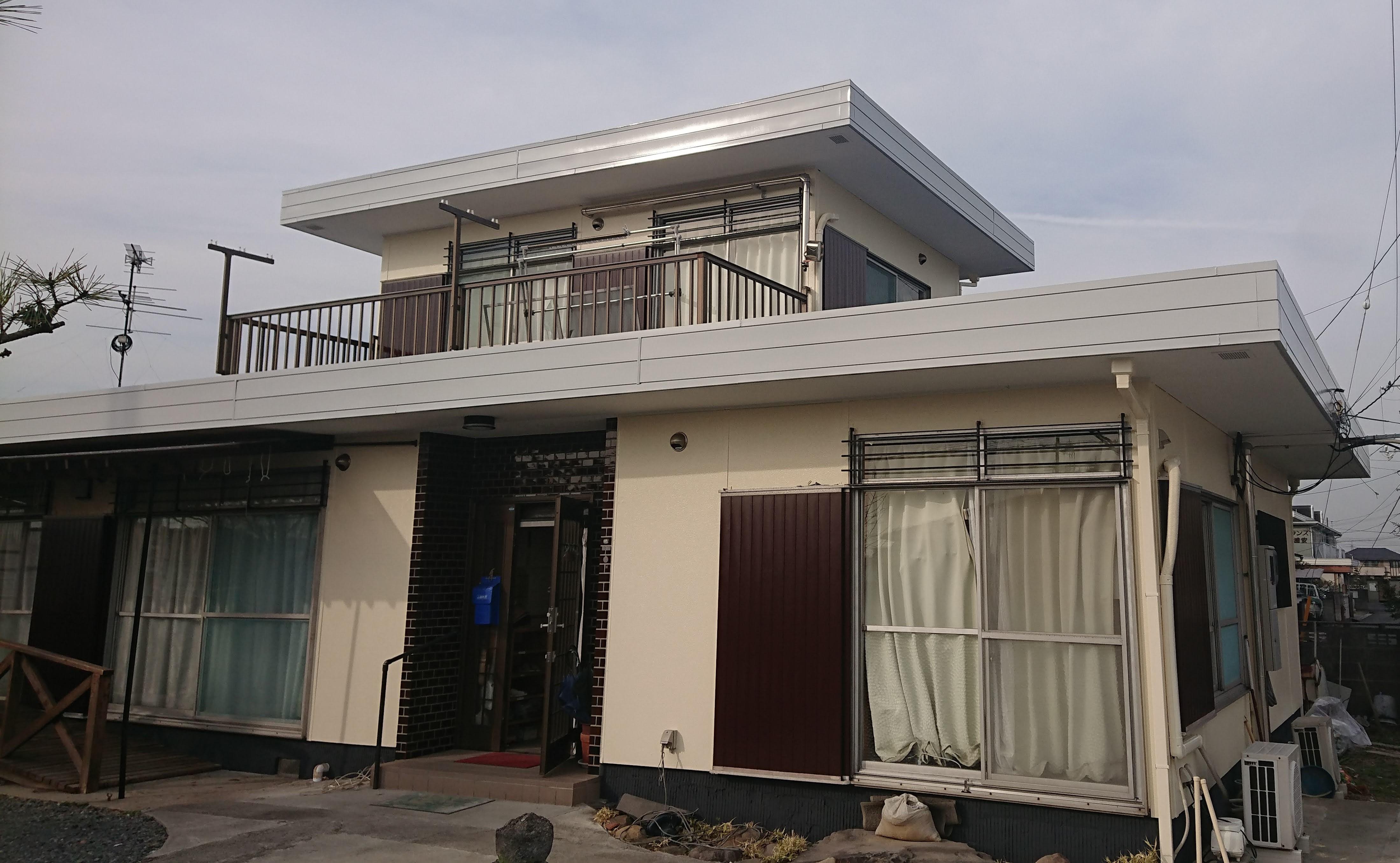 岡山 早島」 外壁塗装 屋根塗装 リフォーム にこぺいんと