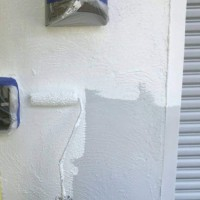 塀上塗り - コピー