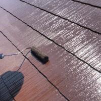 屋根上塗り - コピー