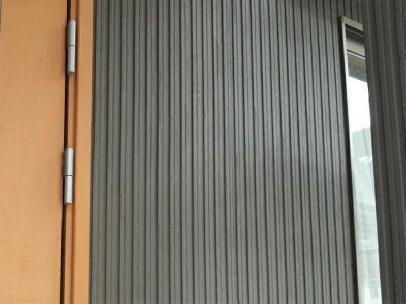 HP用外壁施工前